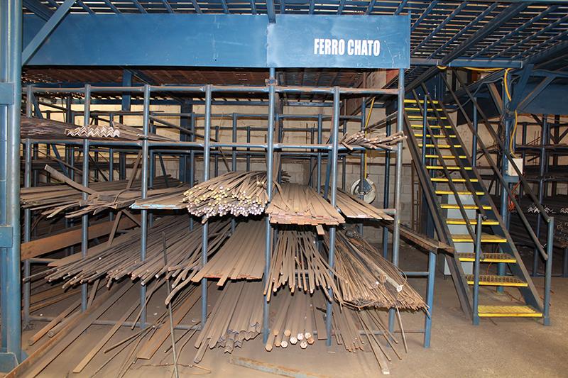 Ferro chato de r 1 82 a r 3 57 por kg grupo zulmira for Ferro usato al kg