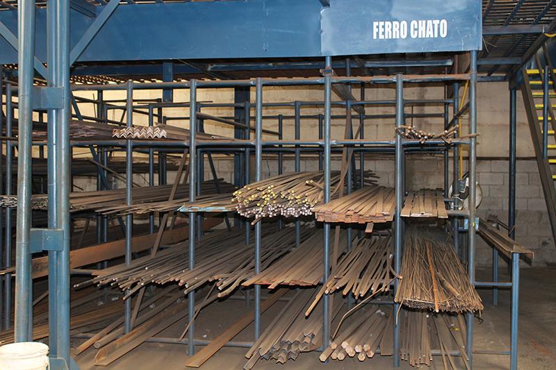 Ferro chato de r 1 82 a r 3 37 por kg grupo zulmira for Costo ferro al kg 2017
