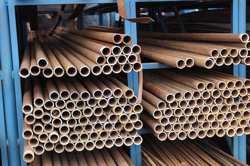Canos de ferro de r 1 80 a r 4 12 por kg grupo for Costo ferro al kg 2017